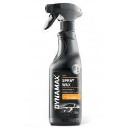 DYNAMAX SPRAY WAX 500ML