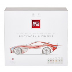 Bodywork & Wheels Collection - sada